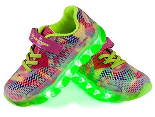 Shinmax-Breathable-LED-Schuhe